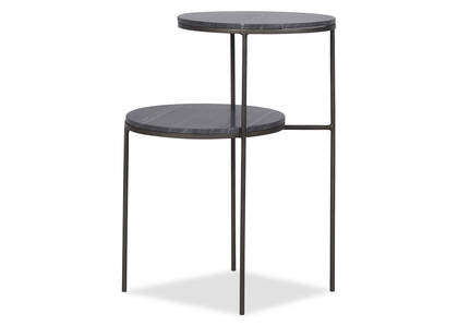 Tomlinson Accent Table -Leigh Marble