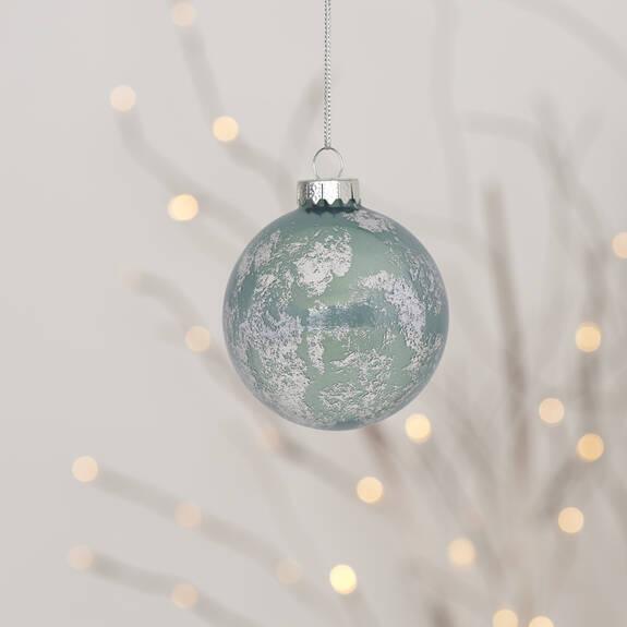 Genesis Ball Orn Blue Sage