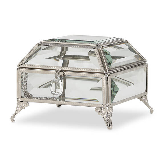Boîte à bijoux carrée Markle