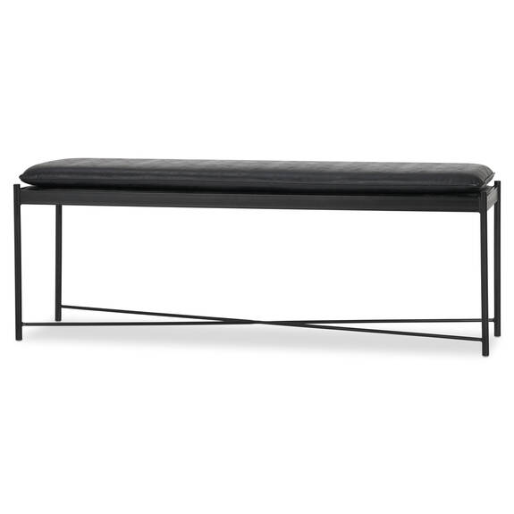 Maxwell Bench -Como Black