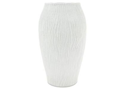 Grand vase Gianna blanc