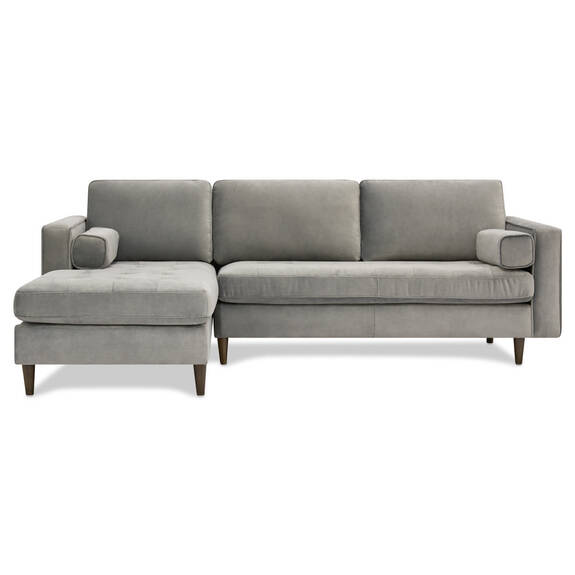 Reynolds Sofa Chaise -Gala Moon