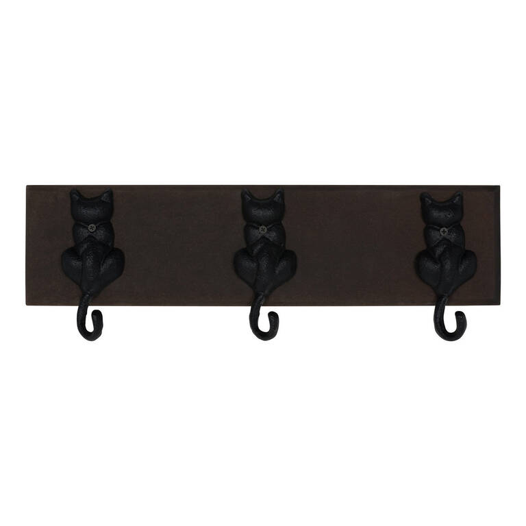 Cat Tail Wall Hook