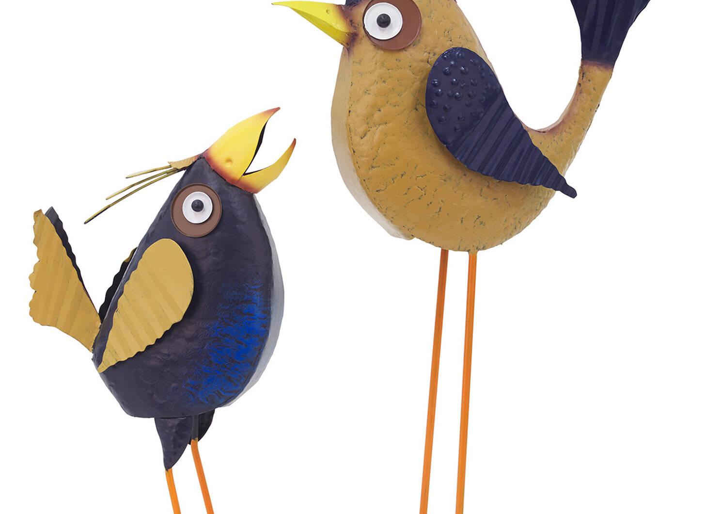 Benny Bird Décor Tall
