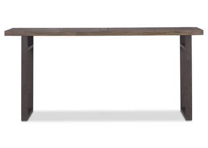 Table console comptoir Montaro -Coco pin
