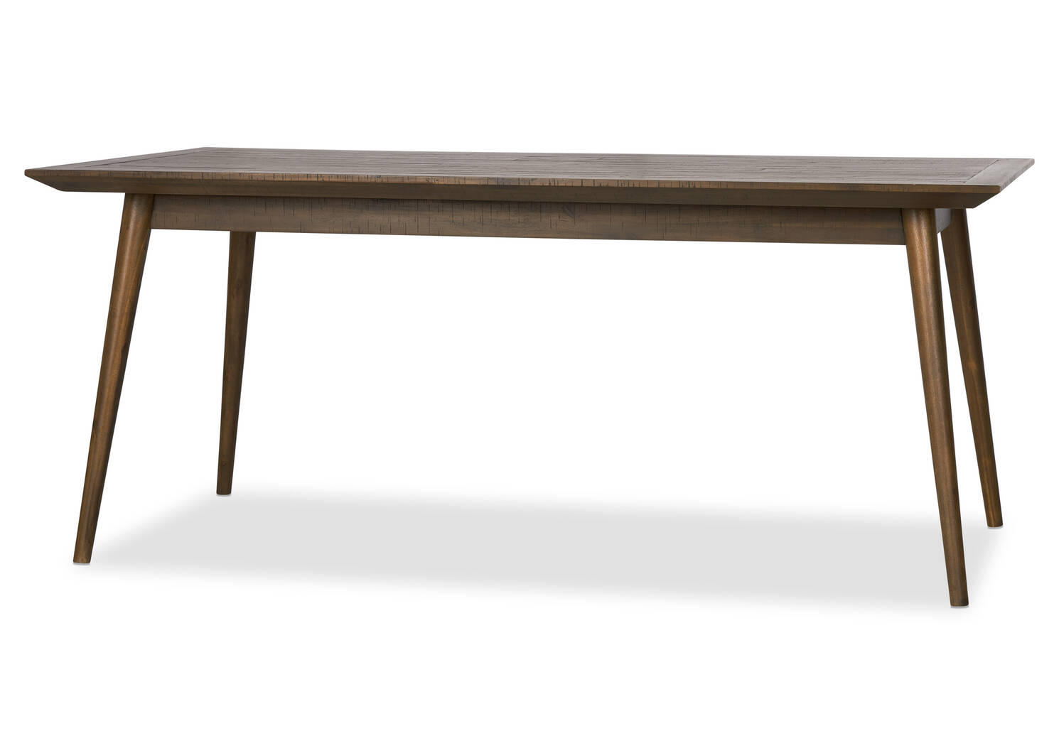 Asher Dining Table -Mac Brown