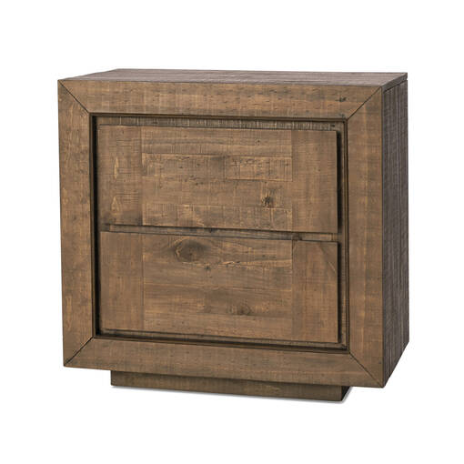 Table de chevet Mandalay -Dune brun