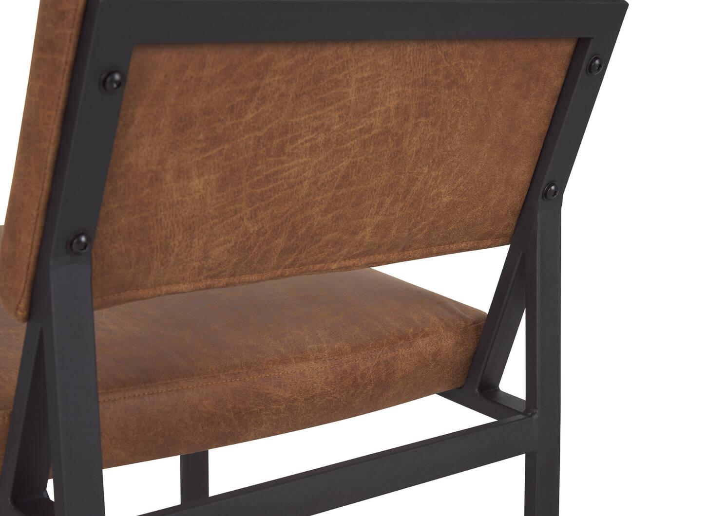 Brando Dining Chair -Blake Cognac