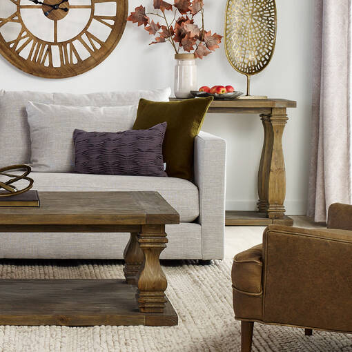 Sussex Coffee Table Brul 233 Pine
