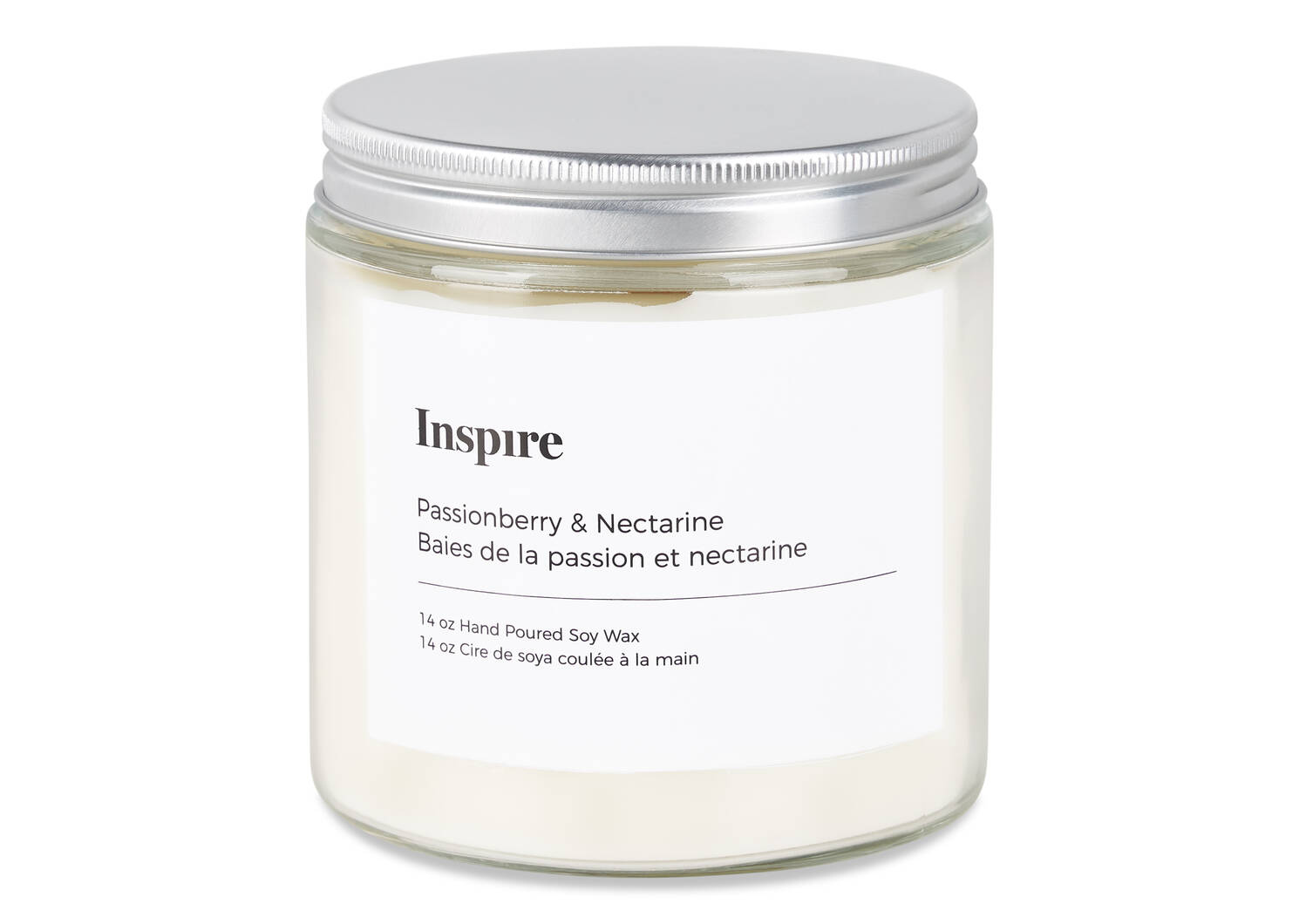 Bougie en pot Inspire