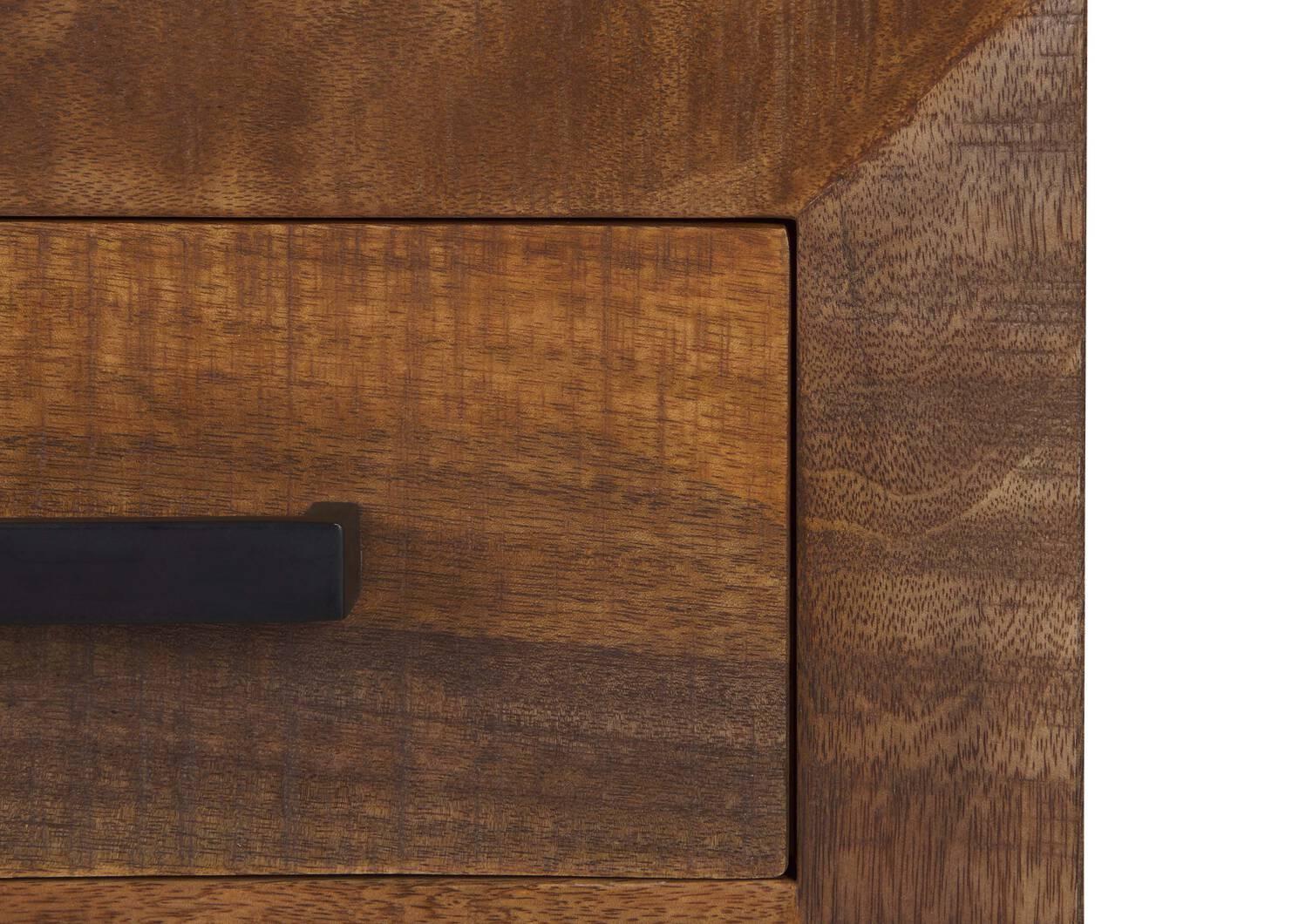 Soria Side Table -Crue Copper