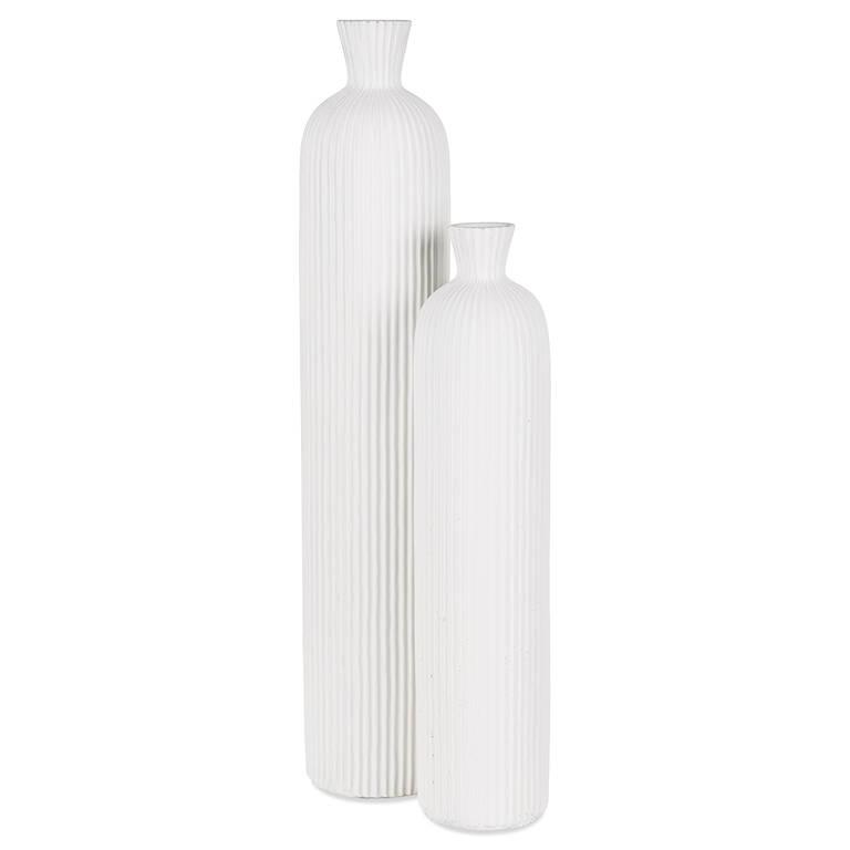Blaire Vases -White