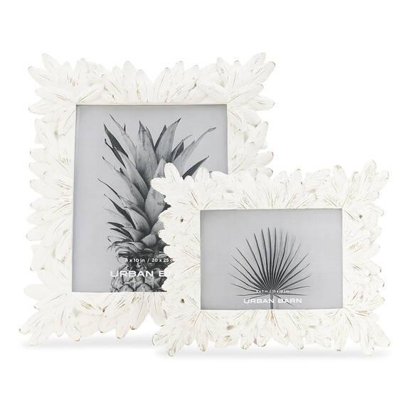 Hojas Frames - White
