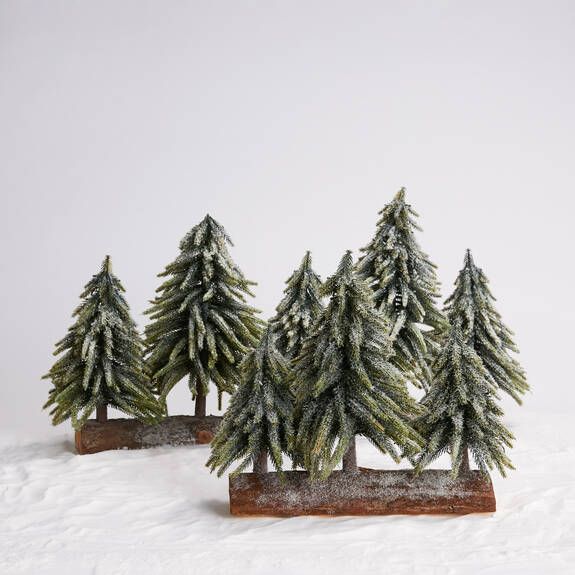 Yukon Trees Decor