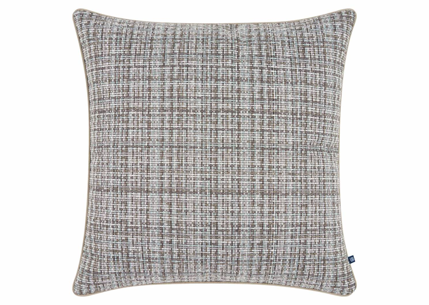 Westerly Toss 20x20 Ash/Silver/Blue