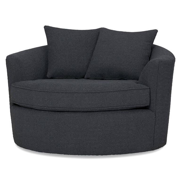 Globe Chair -Remi Charcoal