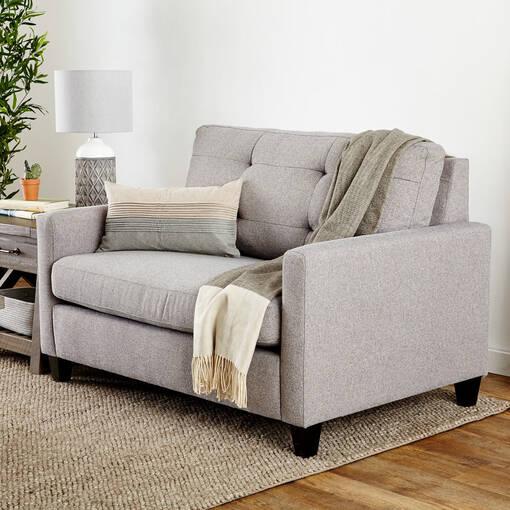 Luego Sleeper Chair -Mara Dove