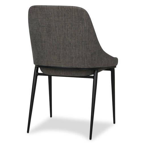 Raye Dining Chair -Sonny Charcoal