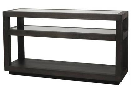 Table console Gatsby -Morel acacia