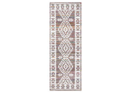 Marchant Runner 30x84 Blush/White