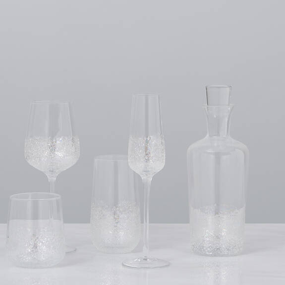 Bliss Glassware - Iridescent