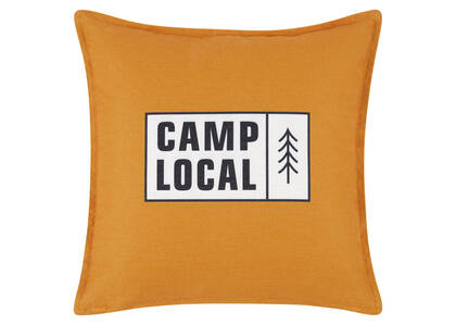 Coussin Nita 18x18 camp local