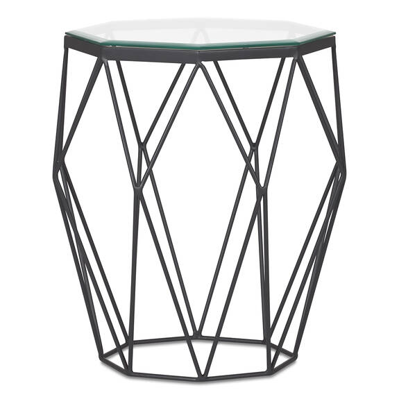 Stella Side Table -Iron