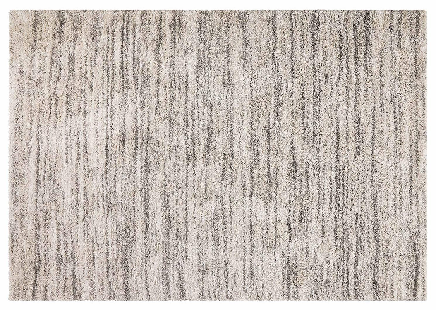 Tapis McGowan 94x120 gris pâle