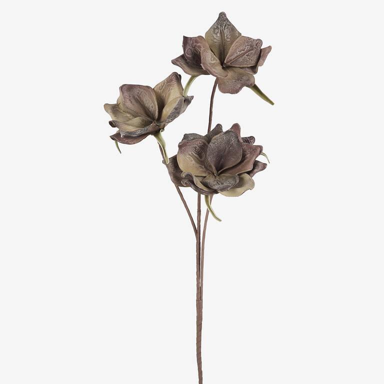Sibel Flower Bunch Mocha