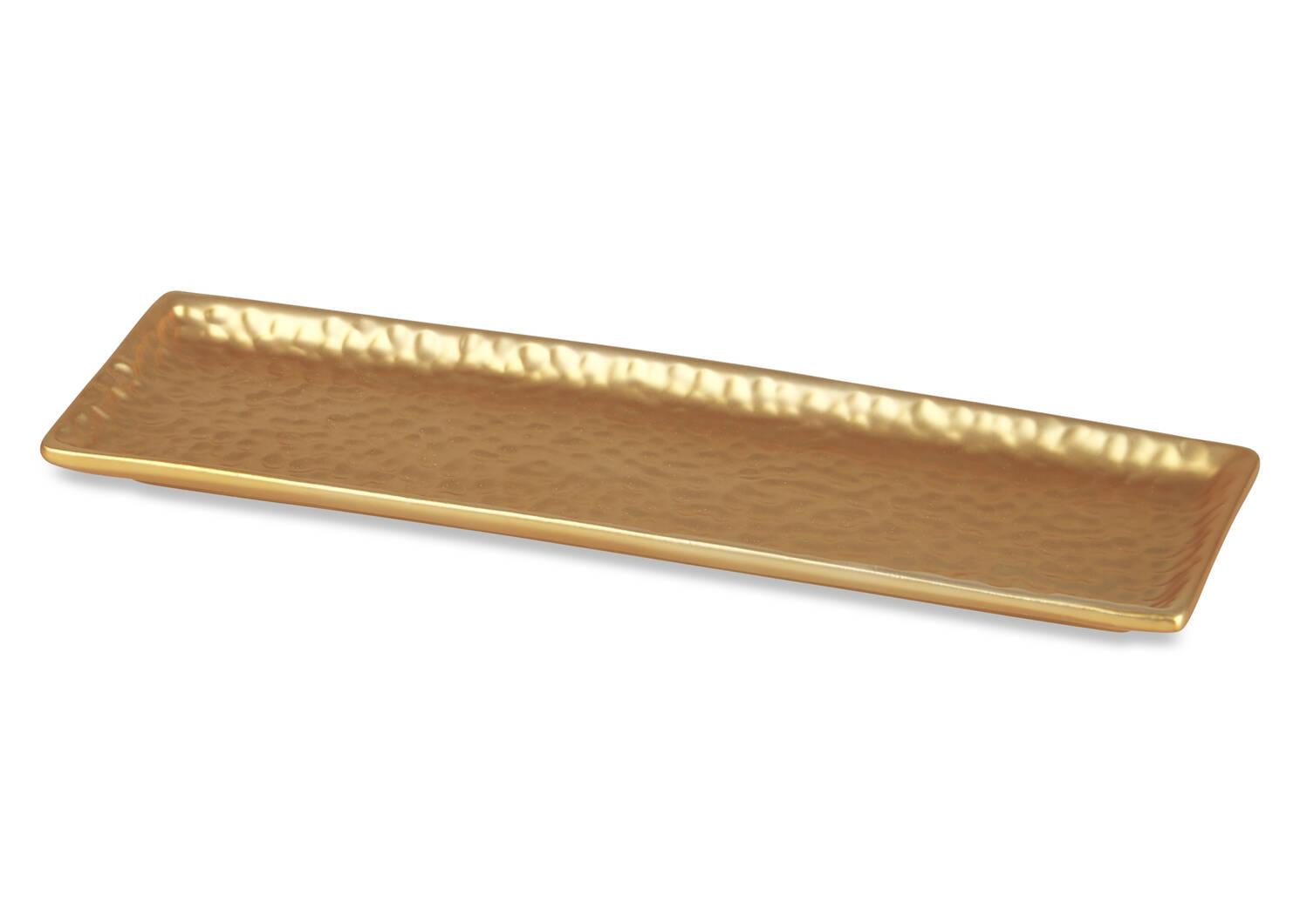 Carlile Jewelry Tray Brass