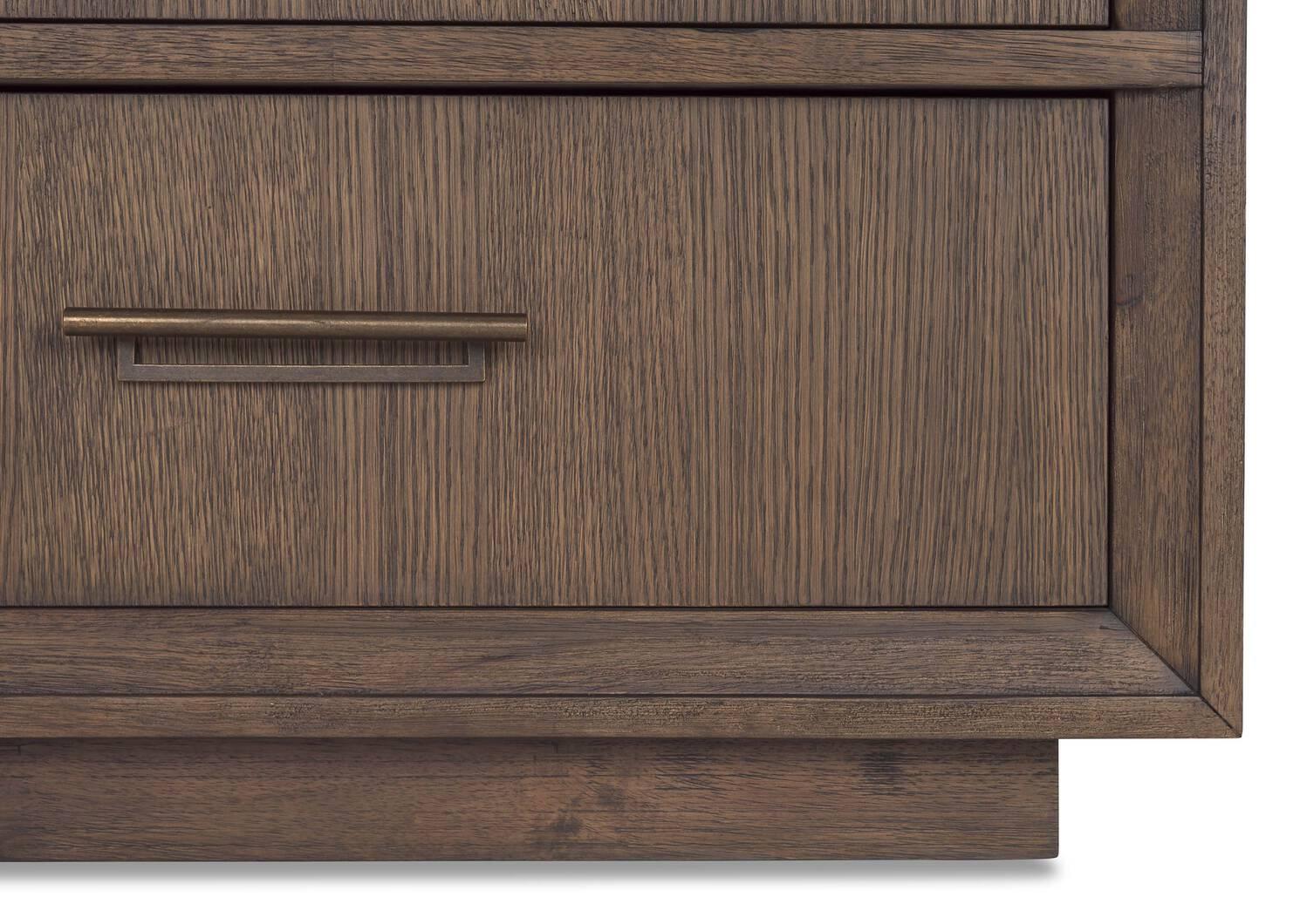 Monteray 6 Drawer Dresser -Navarro Oak