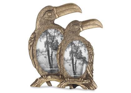 Toucan Frames -Brass