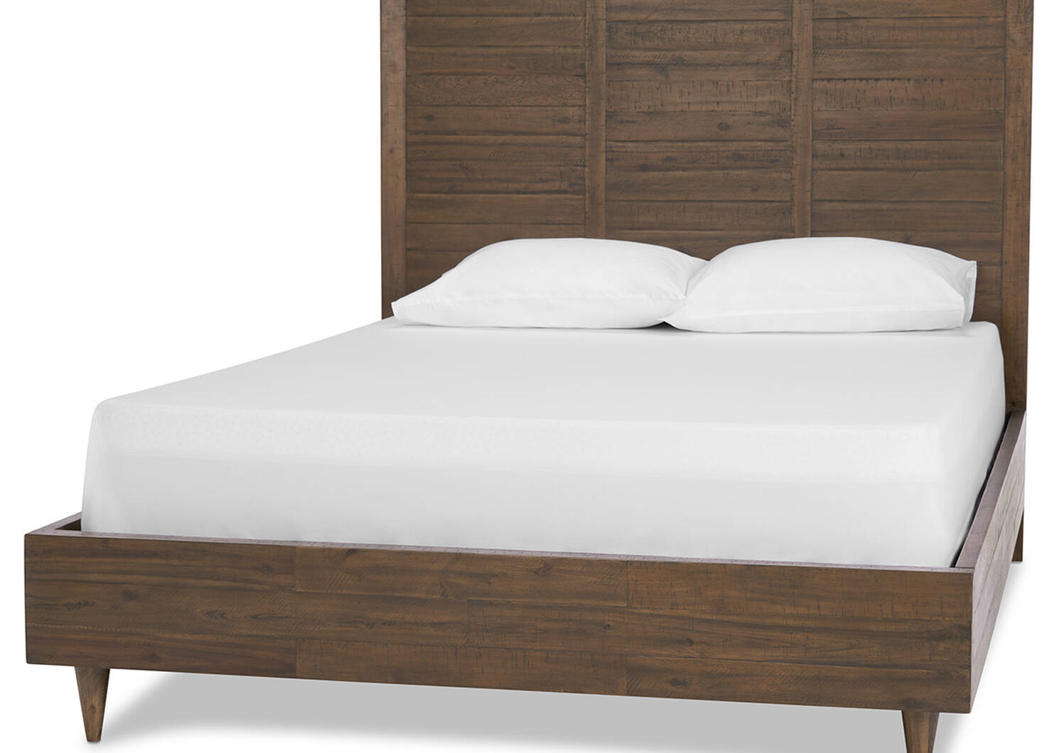 Asher Bed -Mac Brown