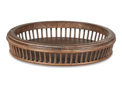 Barnet Round Tray