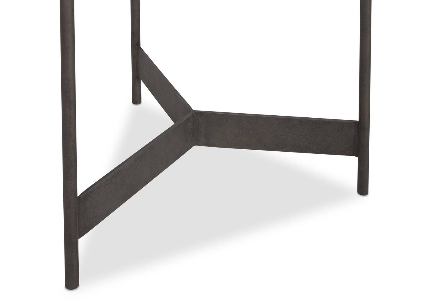 Table app. Edward 19 po -Hudson chêne
