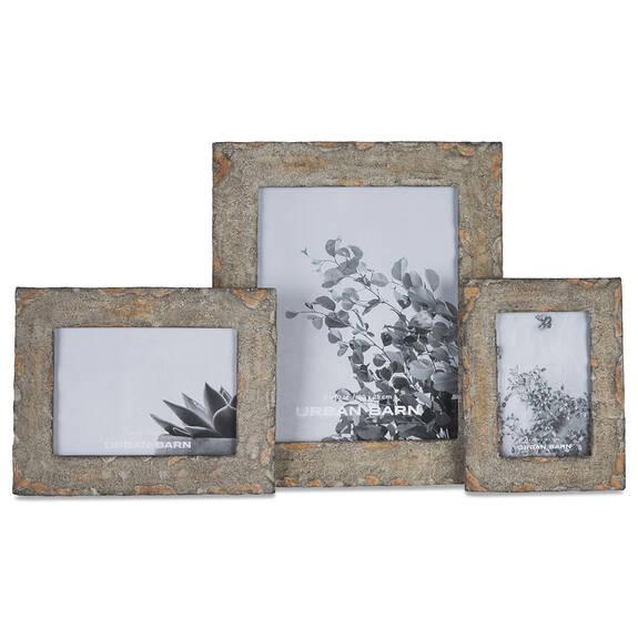 Ezrah Frames -Pebble