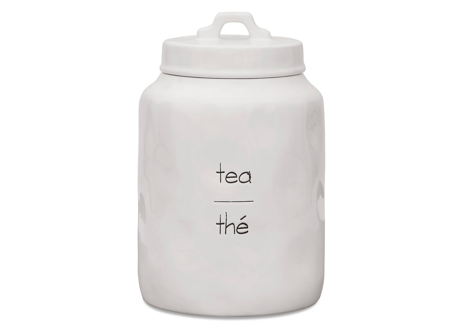 Demi Tea Canister