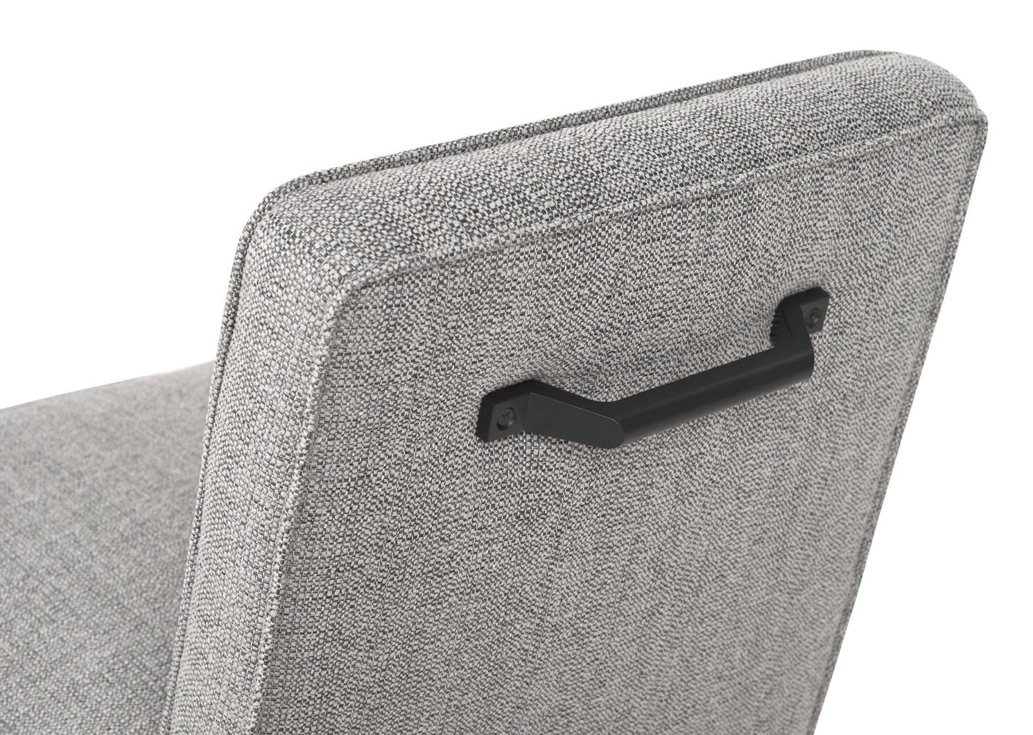 Baxter Dining Chair -Marlin Gravel