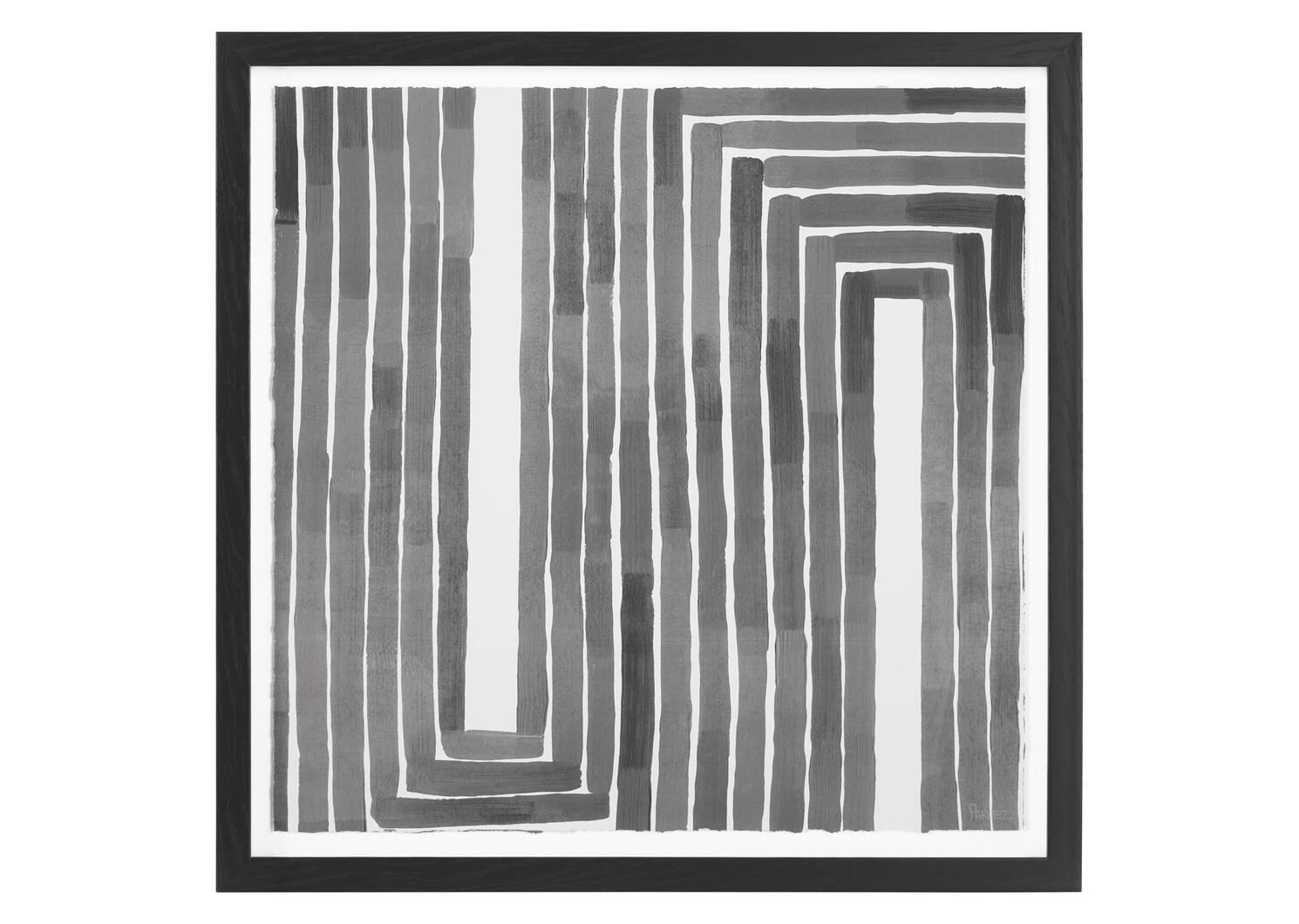 Tableau Maze II