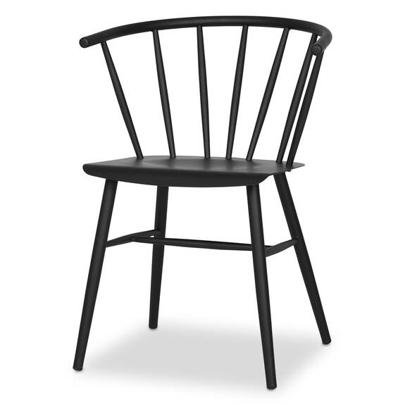 Brampton Dining Chair -Black