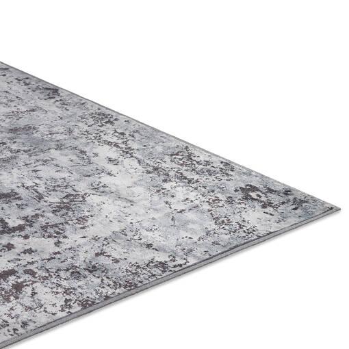 Tapis Lariviere - gris/charbon