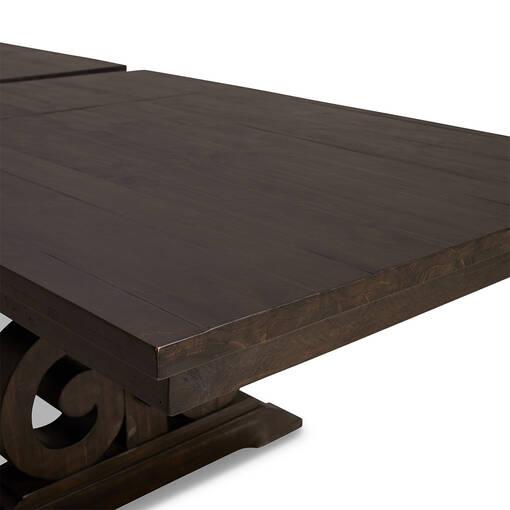 Table à rallonge Churchill -caroube