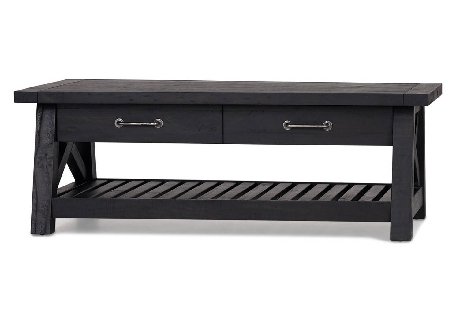 Ironside Lift-Top Coffee Table -Café