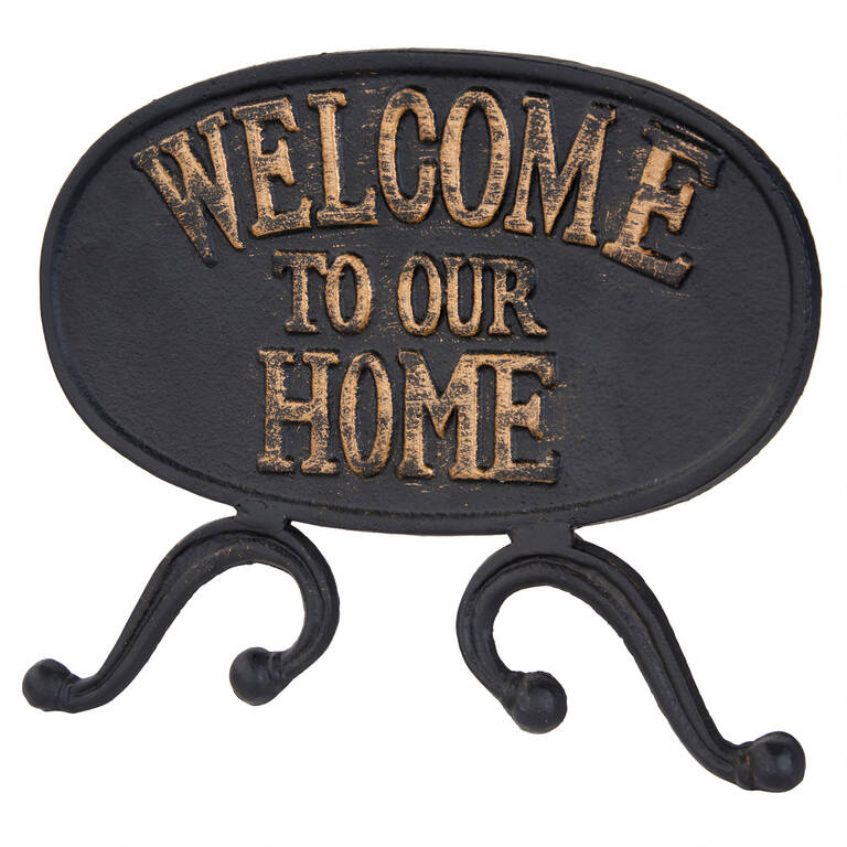 Welcome Sign Decor