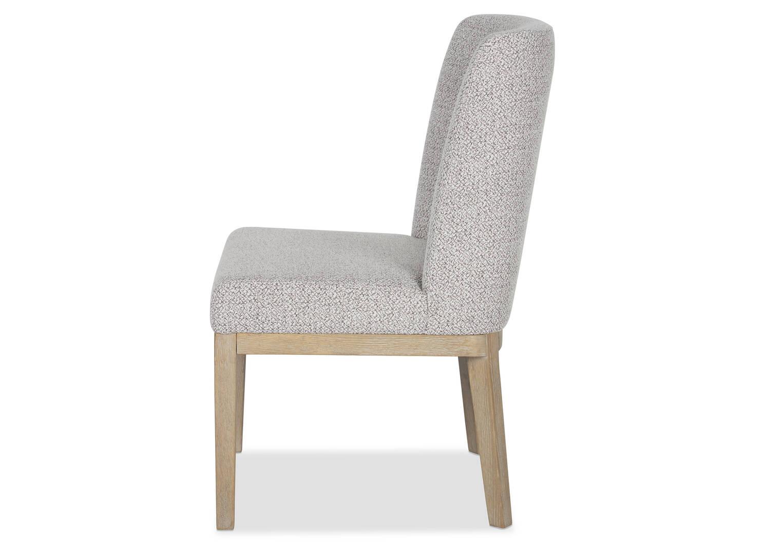 Ryan Dining Chair -Halo Pebble
