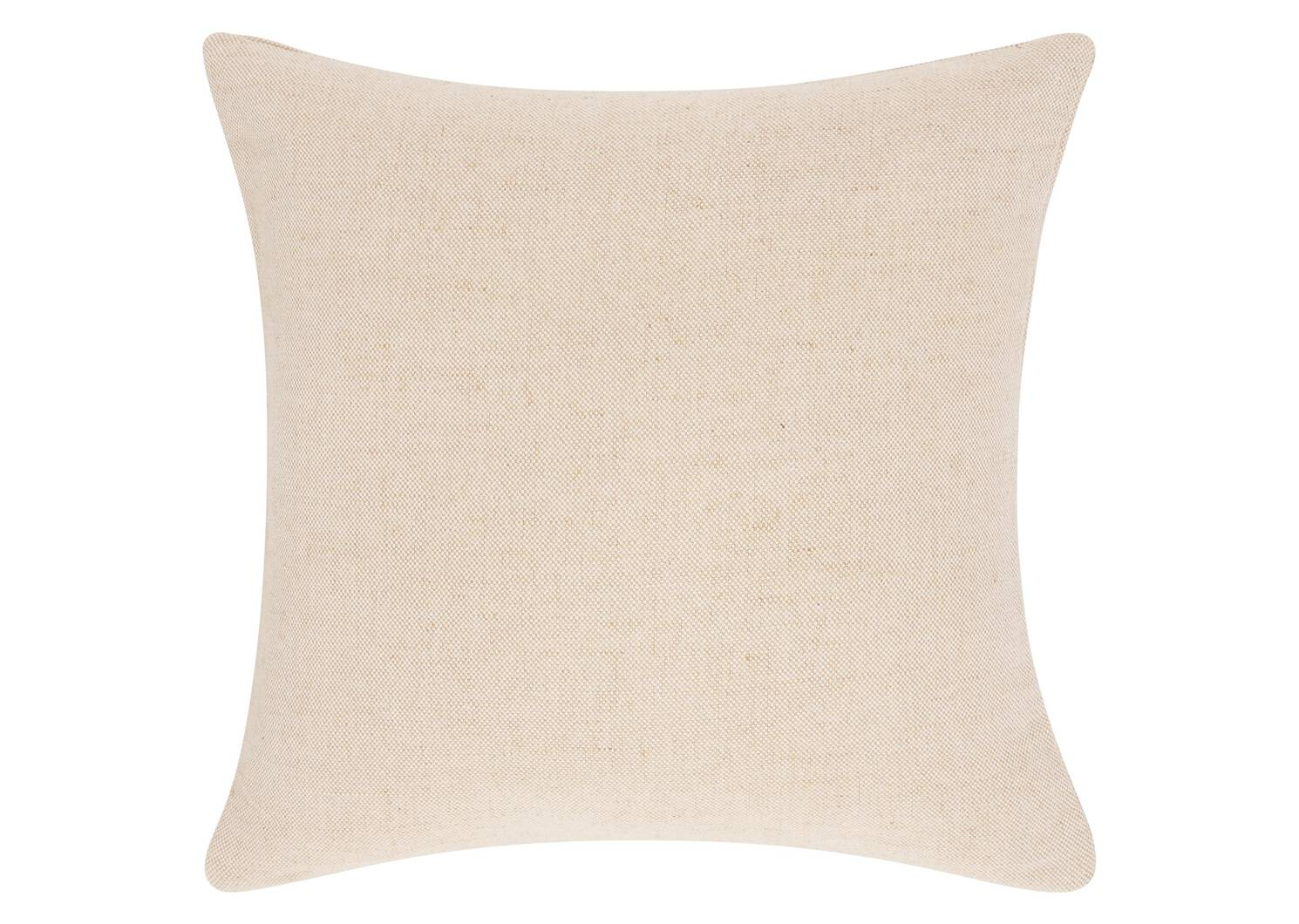 Coussin Brynn 20x20 ivoire