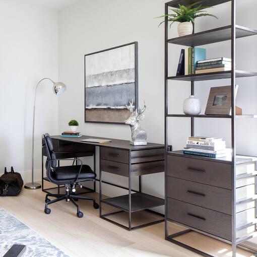 Lenyx Desk -Hanna Oak