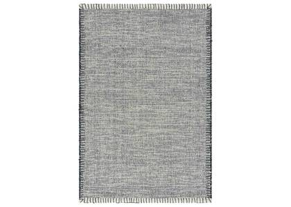 Arleigh Accent Rug - Navy