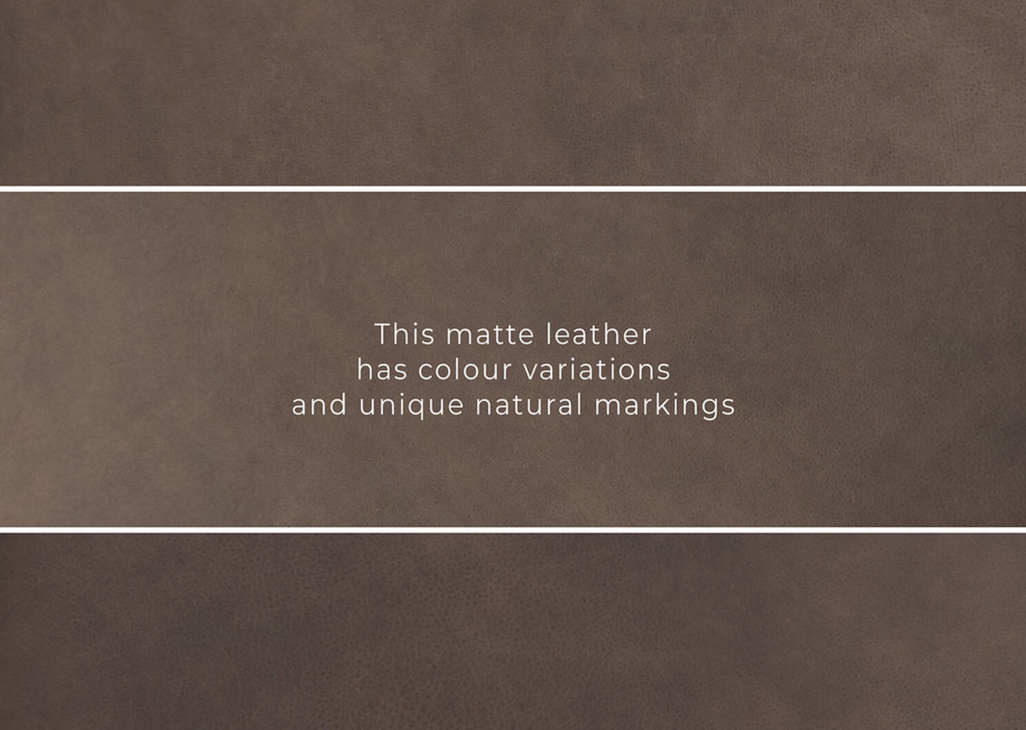 Brewer Leather Sofa -Attica Cocoa