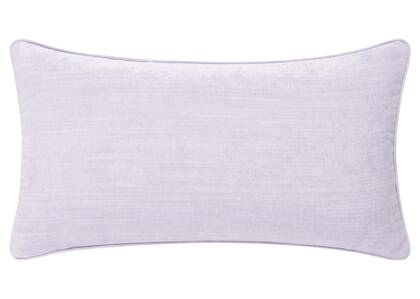 Coussin Bailey 12x22 lilas